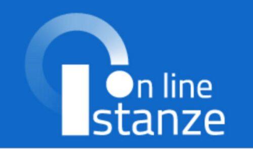 logo servizo Istanze Online